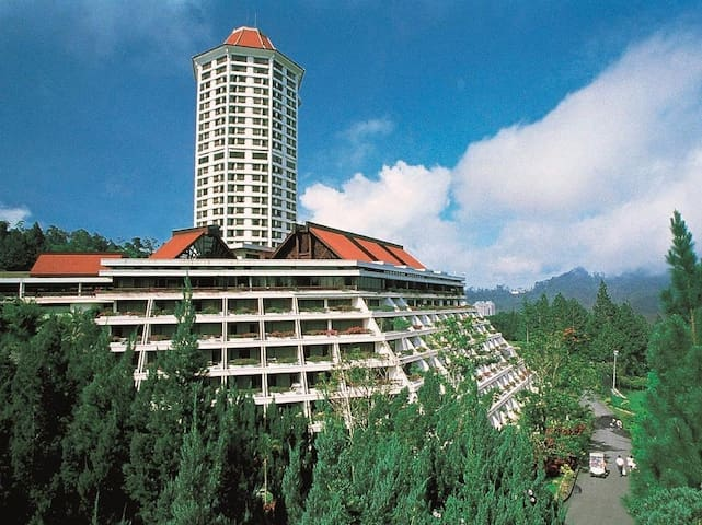 2 ADJOINING LUXURY APARTMENT @ AWANA GOLF RESORT - Genting Highlands - Apartament