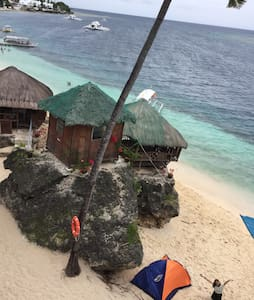 Tent at beach front alcoy cebu - Alcoy - Tent
