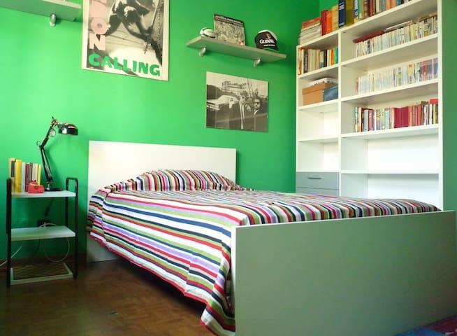 Accogliente stanza a due passi dal centro storico - Savigliano - Byt