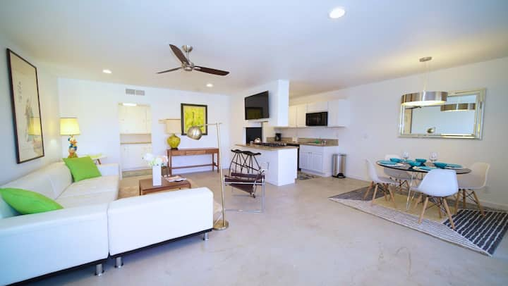 RE: #1, Sparkling  2br/2ba Above the Paseo
