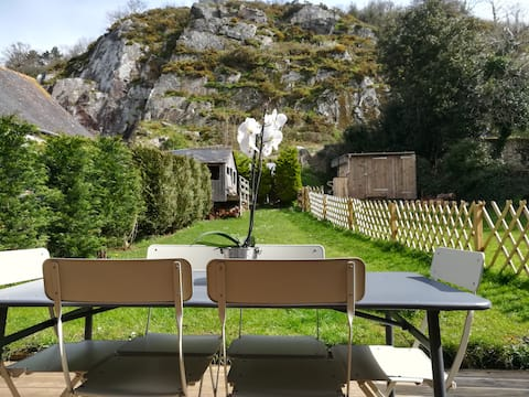 Guest House between Mont St Michel and St Malo