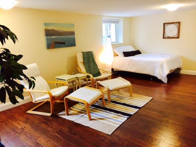 Summerland Beach Basement Suite - Summerland - Apartment