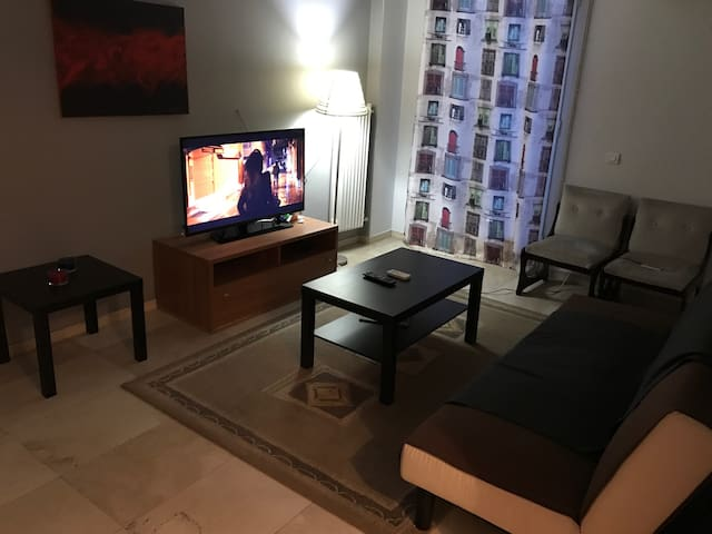 Quiet,  Cosy Room in The City Cent. - Athina - Apartment
