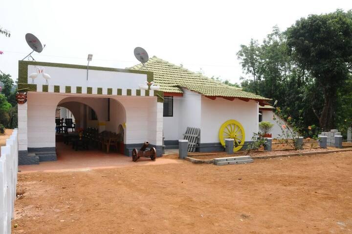 Scenic homestay 3/- Sakleshpur