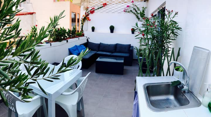 Alicante appartement terrasse