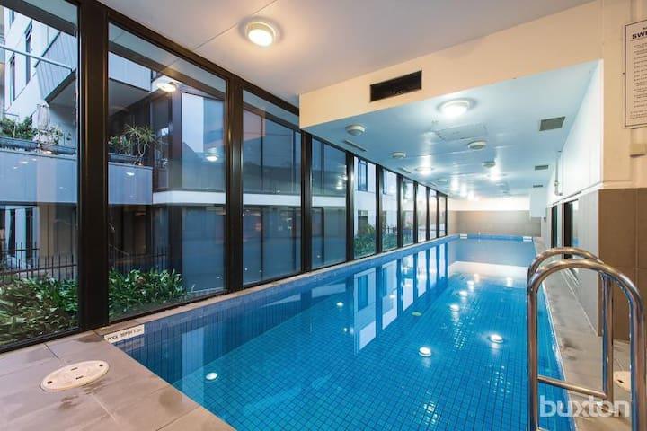 Bayside Room Port Melbourne - Порт Мельбурна - Квартира