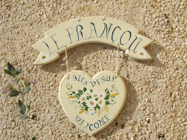 """""""Le Françou"""" - Saint-Cernin-de-Labarde - Casa"""