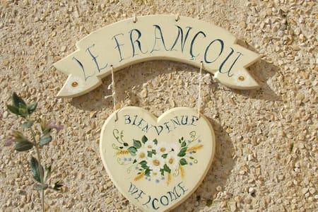 """""""Le Françou"""" - Saint-Cernin-de-Labarde - Haus"""