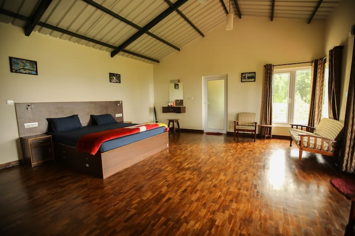 Taurus Homestay Valley View Cottage