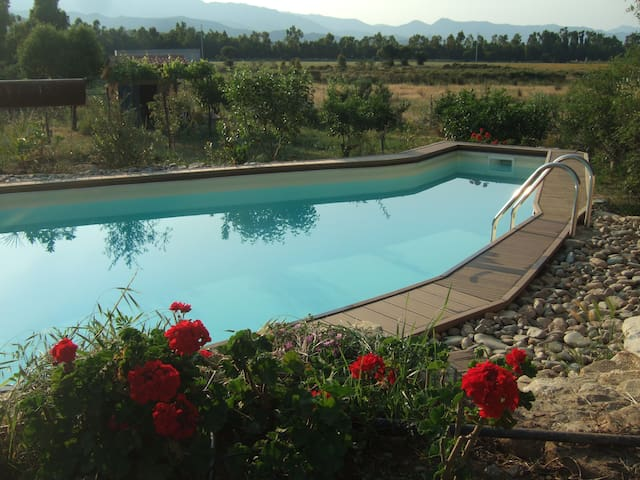 """Campagna di Sabadi"": House with swimming pool"