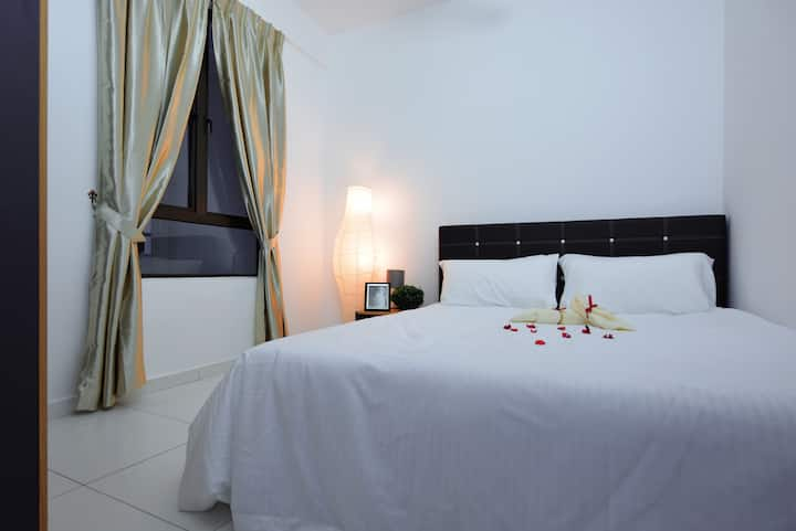 Ayer Keroh Malacca Homestay @ Cozy Stay DELUXE 3BR