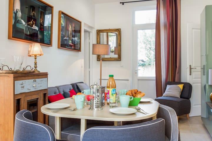Villa Elizabeth 6 pers - Première conciergerie