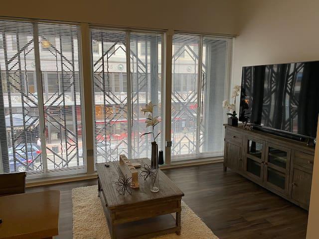 Luxury apartment DT Indianapolis!
