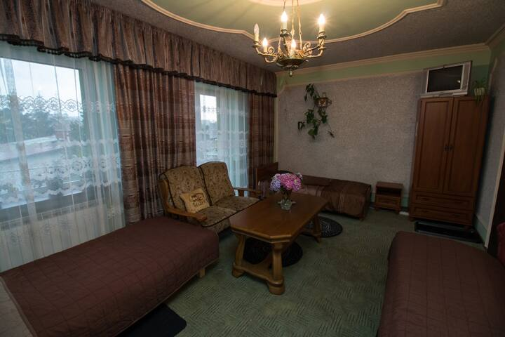Zielony pokój - Wieliczka - Casa de campo