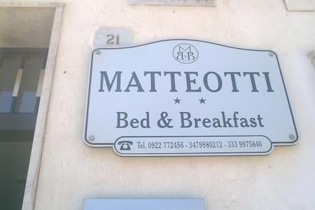 Tutto in centro! - Licata - Bed & Breakfast