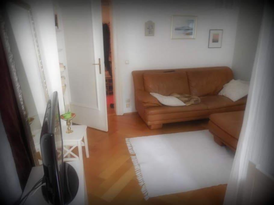 Masterbedroom / TV Room