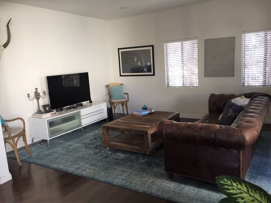 Living Room - TV with Direct TV, DVR, & DVD