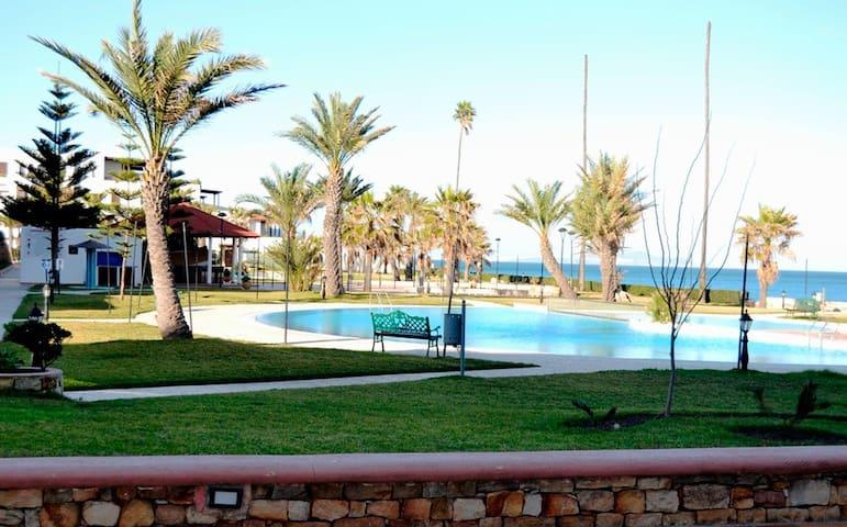 Ferienwohnung/App. für 6 Gäste mit 80m² in Avenue Tetouan, route de ceuta Mdiq (117350)