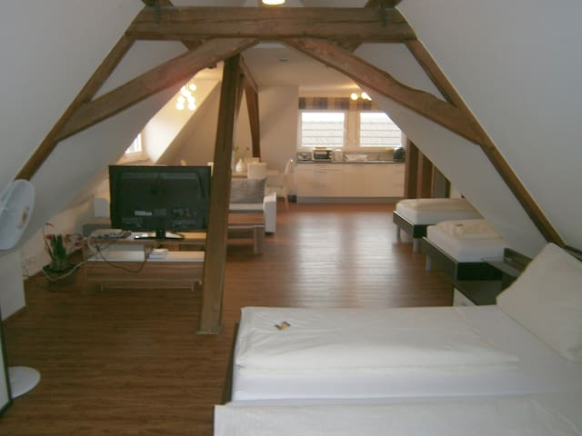 Thai Tawan Loft - Apartment at Europa-Park Rust