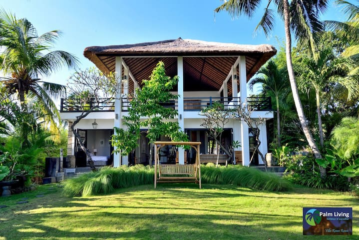Villa Rawa Rawa - Private LUXURY BEACH FRONT Villa