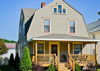 12 Walnut Street Vacation Rental - Wellsboro - Hus