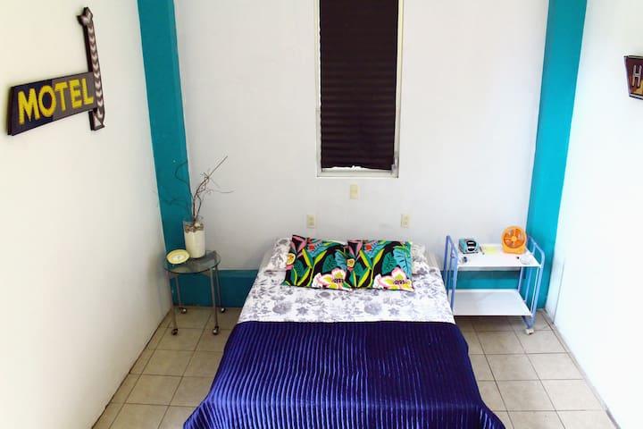 Loft Relajado en el corazón de GDL - Guadalajara - Bed & Breakfast