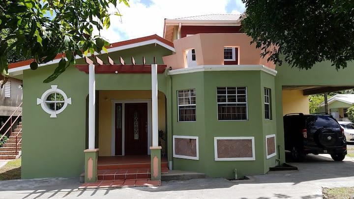 La Kaye Villa  True  Saint Lucian  Experience