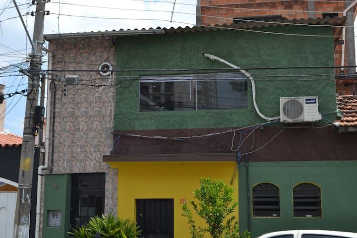 SOBRADO - METRO CARRÃO