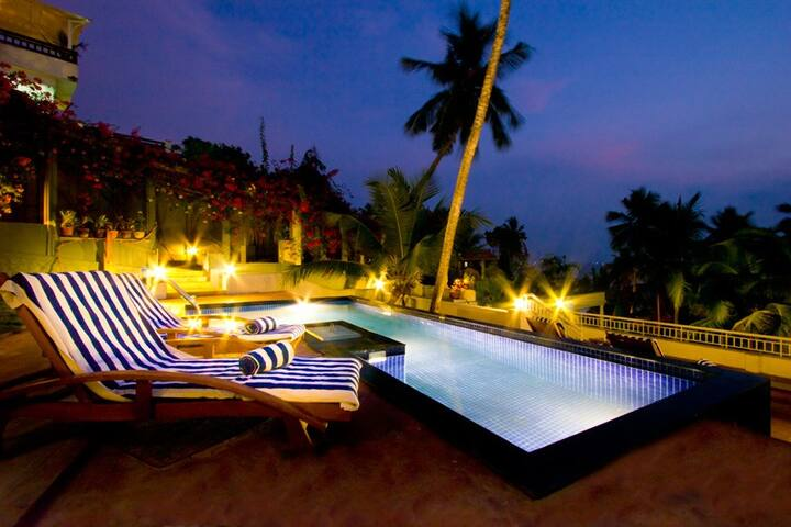 A Deluxe at Tom's inn - Kovalam - Penzion (B&B)
