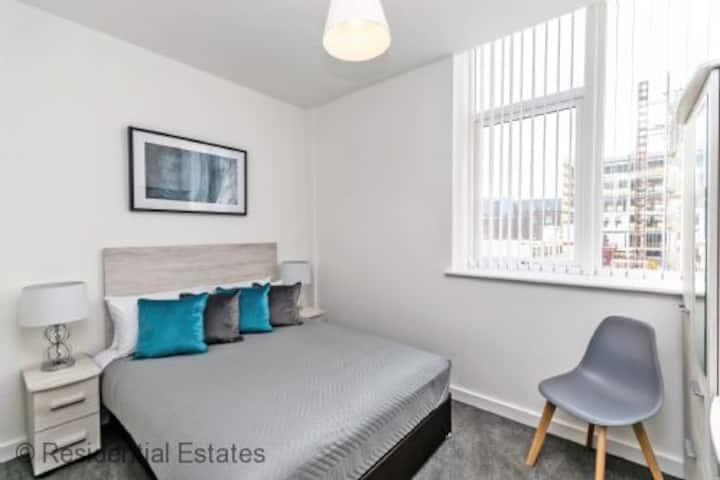 **NEW** - First floor one bed apartment City Suites