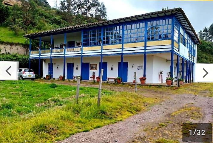 Casona Campestre Peñaflor - Camino a Las Lajas