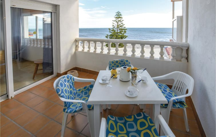 Holiday apartment with 2 bedrooms on 61m² in Roquetas de Mar