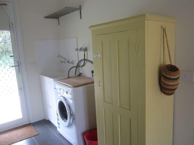 Easy to use washing machine