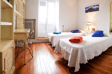 Double room with Breakfast - Bilbao - Wohnung