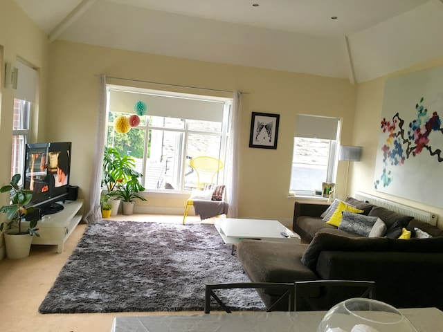 Happy Home :) - Penarth - Apartemen