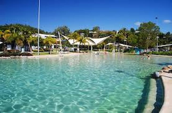 Airlie Beach - Whitsundays nice room 3km from town - Jubilee Pocket - Huis