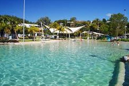 Airlie Beach - Whitsundays nice room 3km from town - Jubilee Pocket - Talo