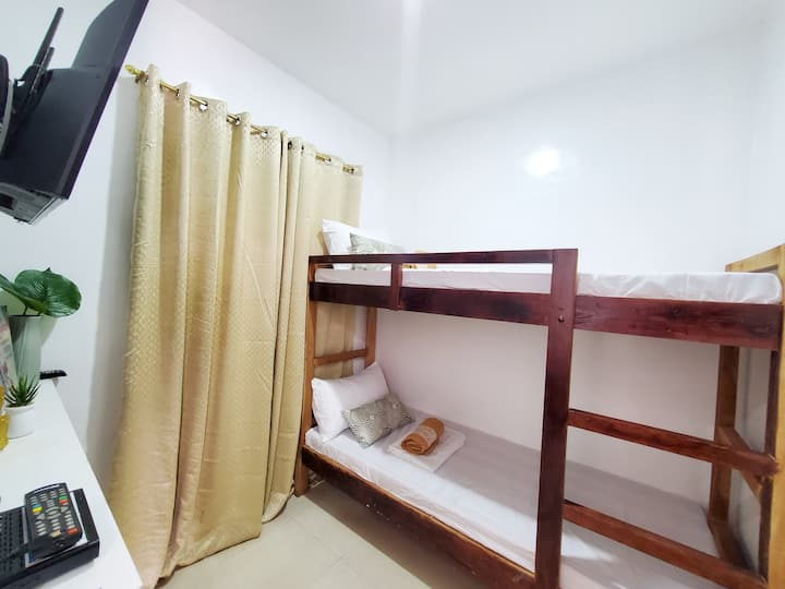 Bunkbed inside 2Bedroom Suite (Wifi)