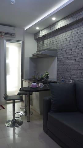 Bassura City Apartement