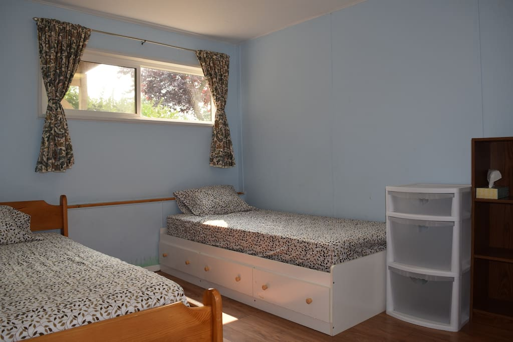 #2 Room with two single beds