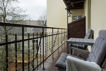 Designer apartment, Jewish district
