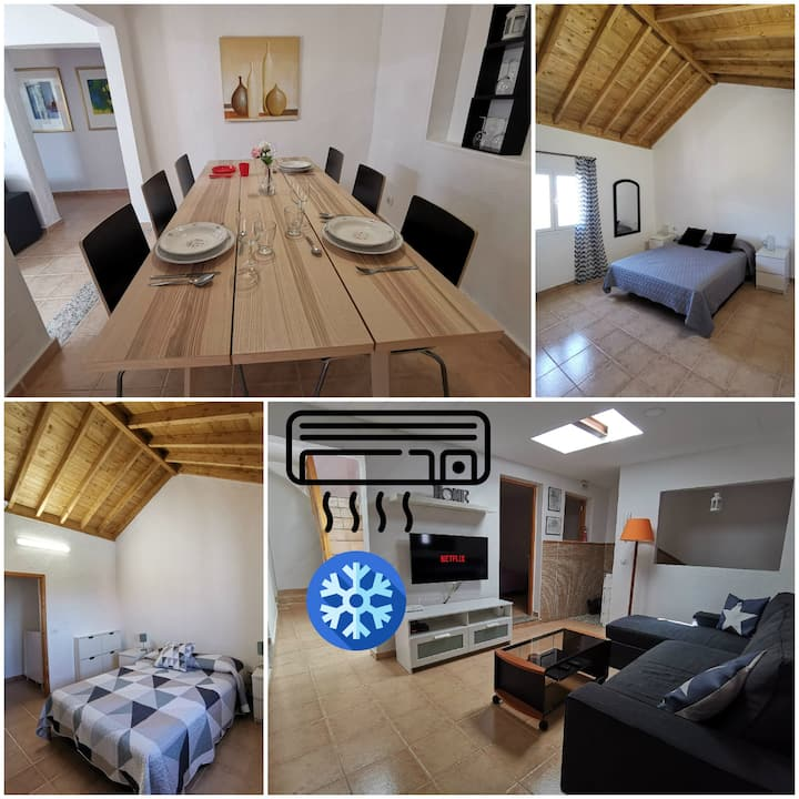Cozy family home in Temisas. THE RIGHT CHOICE!