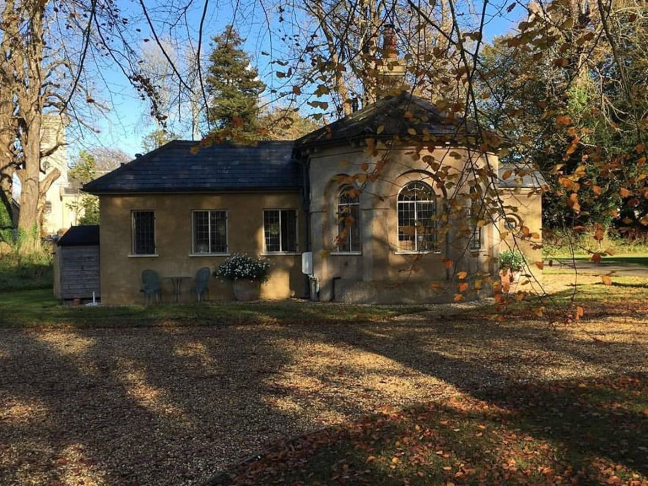 West Pepperpot Lodge