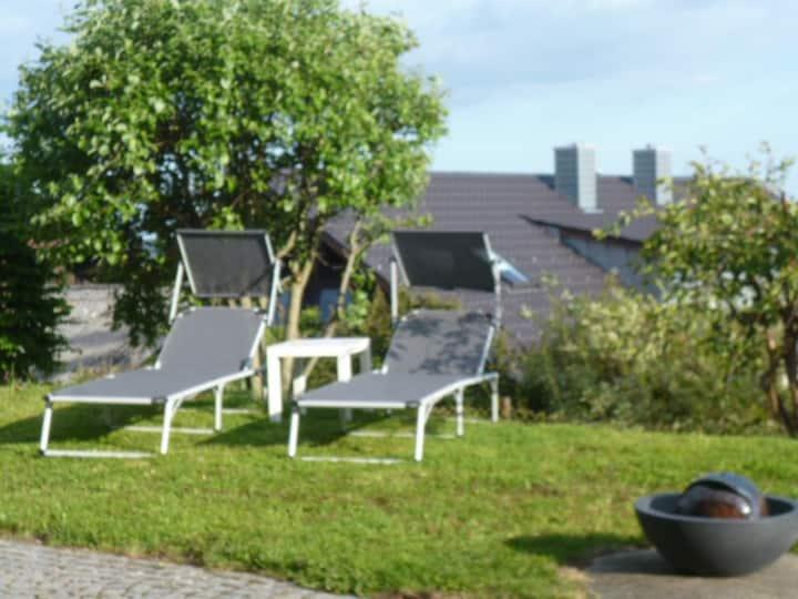 FeWo mit eigenem Garten, Eingang, 1-4 Personen