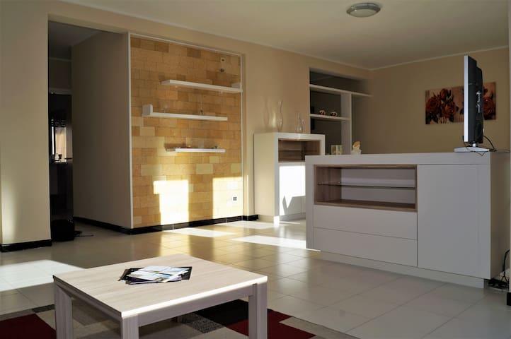 """Attico """"top"""" - Tarquinia - Apartment"""