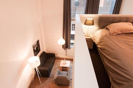 Spacious Loft in the centre of Eindhoven - Eindhoven - Çatı Katı