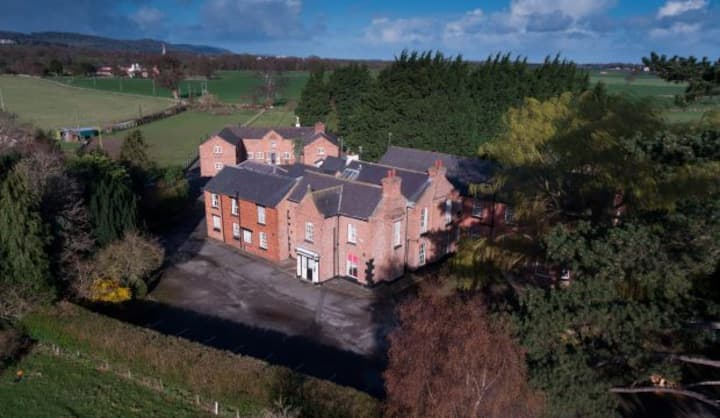 Country House -  St Asaph  sleeps up to 26