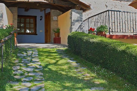 Juansarenea II: Casa rural acogedora y espaciosa.