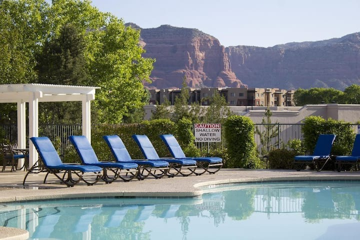 The Ridge on Sedona Golf Resort - Studio  - DRI