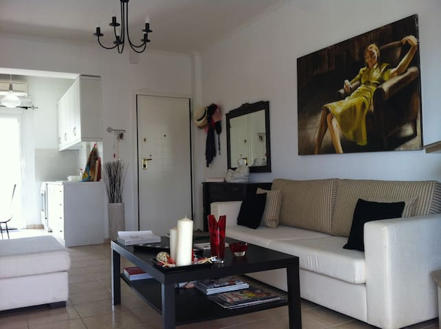 Fully equiped summer appartment - Chaniotis - Apartemen